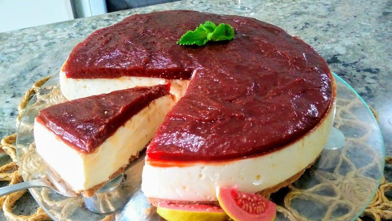 torta de ricota doce