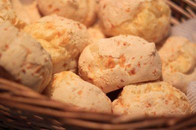 Pão de queijo low carb passo a passo