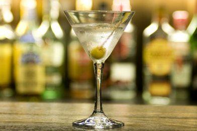 Receita de martini caseiro