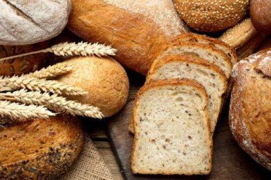 Receita de pão caseiro simples delicioso