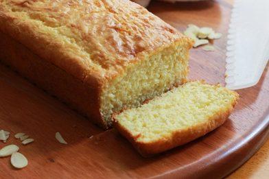 Receita de pão low carb rápido