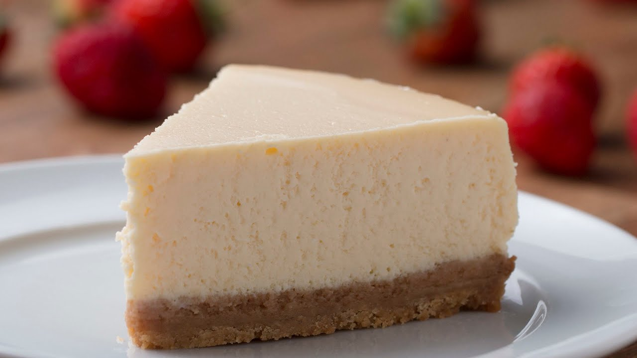 receita cheesecake