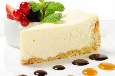 Receita cheesecake tradicional