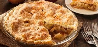 Deliciosa e simples receita de torta de maçã americana